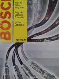 JOGO DE CABOS DE VELQ DO GOLF 95/96/GOL MOTOR AP ATÉ 95
