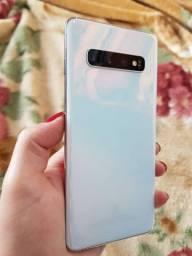 Galaxy S10 branco