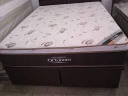 = Conjunto Sleep King 32 cm altura 193x203 mega promoção