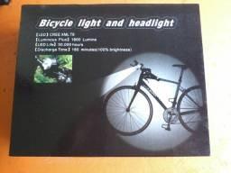 lanterna de led para bike