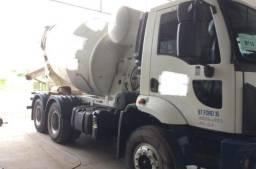 Título do anúncio: Ford cargo 2629 com betoneira  #Com sinal de : 25.500,00 + Parcelas .
