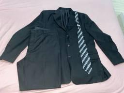 Terno completo com calça e gravata GIOVANE D? MILANO