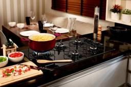 Cooktop 5 bocas Brastemp com Quadrichama e Acendimento Automático - BDD85AE