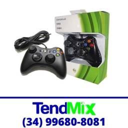 Título do anúncio: Controle com Fio Xbox 360 / 360 Slim