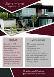 Título do anúncio: Serviços de Engenharia