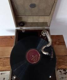Gramofone Antoria raro em perfeito  estado