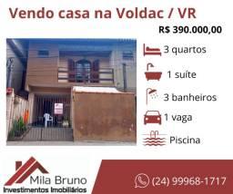 Vendo Casa de 3 quartos na Voldac/VR