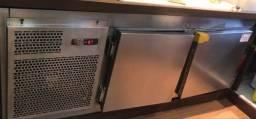 Refrigerador Inox