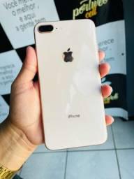 iPhone 8 Plus 256 gigas vitrine