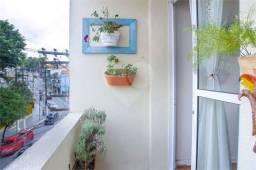 Apartamento à venda com 3 dormitórios em Santana, São paulo cod:REO184985