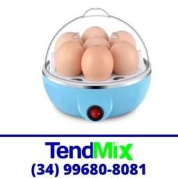 Título do anúncio: Cozedor de Ovos A vapor 110v * Até 7 ovos *
