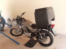 Título do anúncio: Bau moto