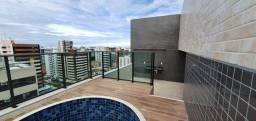 Cobertura 4 suítes, piscina, área gourmet 180m²
