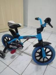 Bicicleta infantil de 4 anos