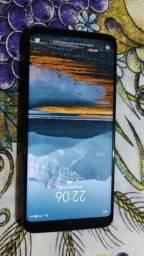Redmi note 9s 128 GB 6 RAM 3m perfeito estado de conservação R$1500 poucos meses de uso.
