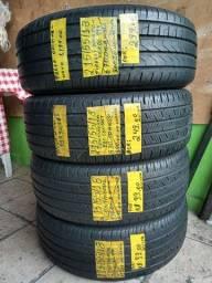 Pneus 18 // 215/55 pela metade do preço... Pirelli e continental / leia o anúncio