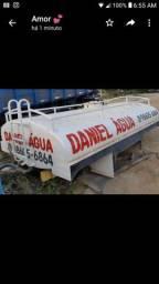 Vende se esse tanque de àgua de 4 mil e quientos litros