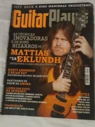 Revista Guitar Player Mattias Ia Eklundh