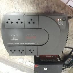 Nobreak APC 600va back-ups es