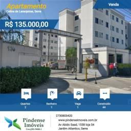 Apartamento em Colina de Laranjeiras, 02 quartos