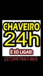 Título do anúncio: CHAVEIRO 24H (VITÓRIA, CARIACICA, VILA VELHA, SERRA E VIANA)