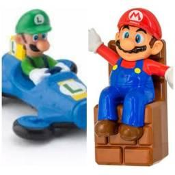 Mario e Luigi miniaturas