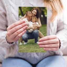 Revelação de 4 fotos no tamanho 15x21cm