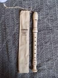 Título do anúncio: Flauta doce Yamaha