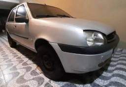 Ford Fiesta Street 4 Portas 2001/02 Prata Oferta