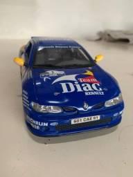 Título do anúncio: Miniatura Renault Mégane Rally Anson 1/18