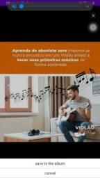 Título do anúncio: Curso violão