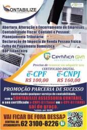Certificado digital Goiânia e região