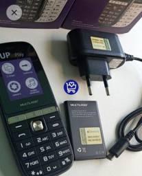 Título do anúncio: celular multilaser, faço entrega