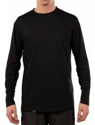Camisas Uv 50 Segunda Pele Proteção Solar Unissex tamanho M G GG