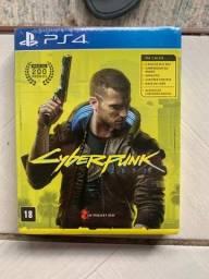 Cyberpunk edição completa PS4