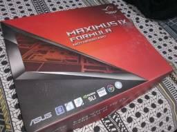 Kit Placa mãe e processador   Asus IX Formula +  Intel  I7 7700K