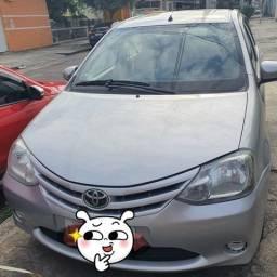 Toyota Etios 2014/14 - 1.3 Hatch