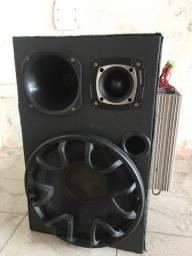 Caixa trio  R$ 800