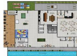 Título do anúncio: Cobertura à venda, 4 quartos, 2 suítes, 4 vagas, Lourdes - Belo Horizonte/MG