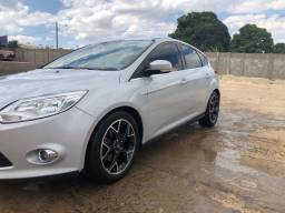 Ford focus titanium 2.0 at 2014