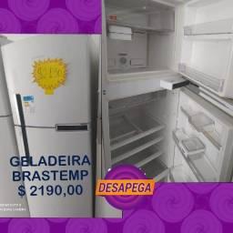 GELADEIRA BRASTEMP FROSTFREE ACEITAMOS CARTOES ENTREGA IMEDIATA