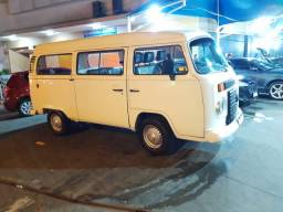 VW Kombi Flex 12/13 com som, documentação OK, placa final 7
