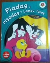 Livro Piadas e Risadas com os Looney Tunes