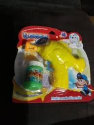 Lança bolhas,  brinquedo infantil