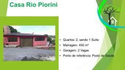 casa no rio piorini R$ 95 mil