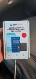 Maquininha de cartão ME30S mercado pago
