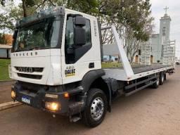 Iveco  Trakker 420 6x4 Prancha Fixa