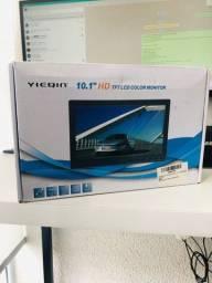 Monitor TFT 10 Polegadas HDMI, VGA, SDI - AC controle temoto