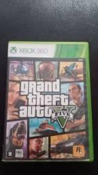 GTA Five V x box 360 usado