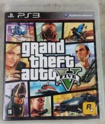 Título do anúncio: GTA 5 PS3 COMPLETO